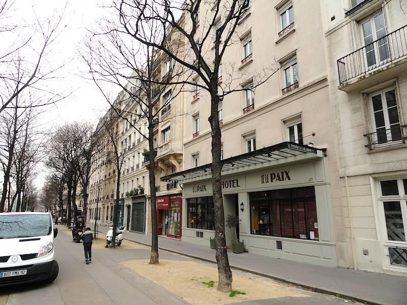 Hôtel De La Paix Montparne Paris